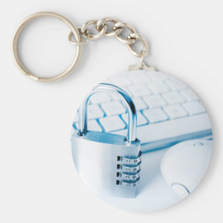 computer security keychain