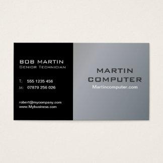 Computer Service Repair Business Card