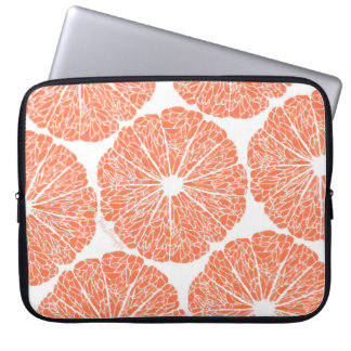 Computer Sleeves - Grapefruit to Suit