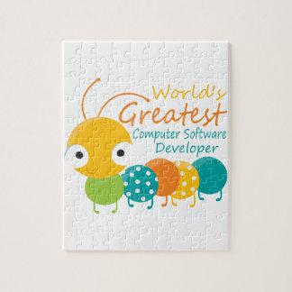 Computer Software Developer Puzzles