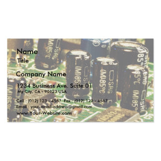 Computer Sound Card Double-Sided Standard Business Cards (Pack Of 100)