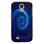 Computer Space Image Galaxy S4 Cover