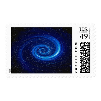 Computer Space Image Postage