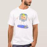 Computer Surfing the Net T-Shirt