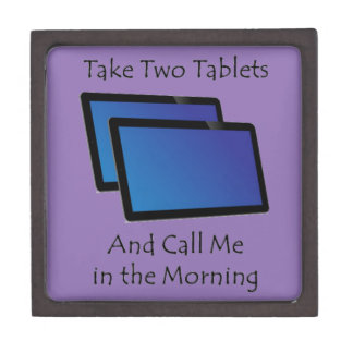 Computer tablets - Take Two Gift Box