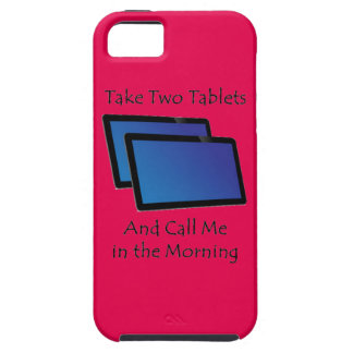 Computer tablets - Take Two iPhone SE/5/5s Case