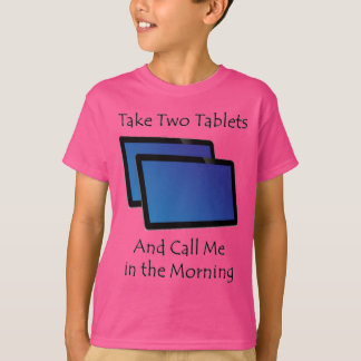 Computer tablets - Take Two T-Shirt