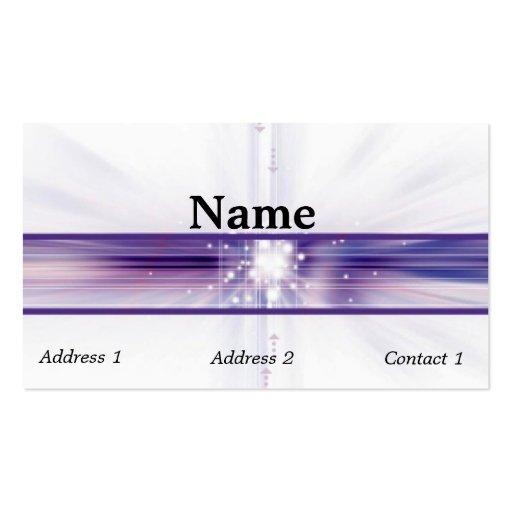 Computer Tech -Business Card Template