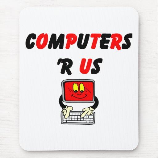 Computer Tech Mousepad