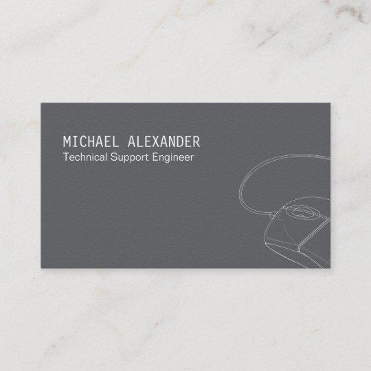 Computer technician business card zazzle computer technician business card colourmoves