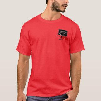 Computer Technician Repair Service Red T-shirt
