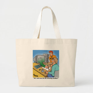 Computer / Technology Giftware! Canvas Bag