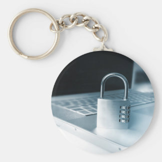 computer technology security keychain