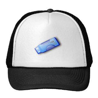 Computer USB Flash Drive Trucker Hat