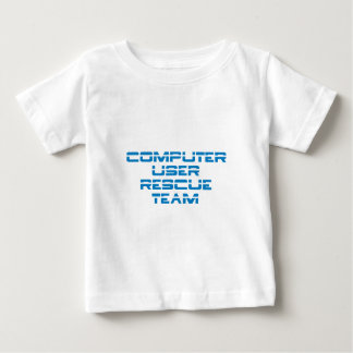 Computer user Rescue team Baby T-Shirt