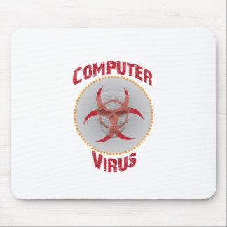 Computer Virus Mousepad