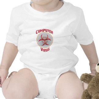 Computer Virus Bodysuit