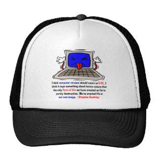 Computer Viruses are Alive (2) Trucker Hat