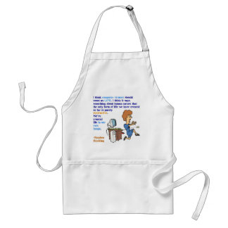 Computer Viruses are Life (1) Aprons