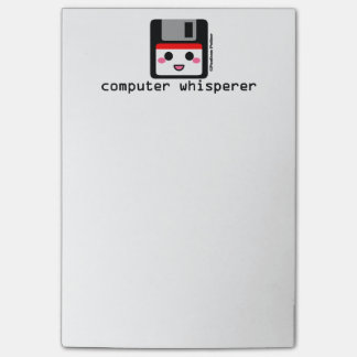 Computer Whisperer Post-it Notes