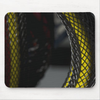 computer-wire-yellow-2012-05-05 mouse pad