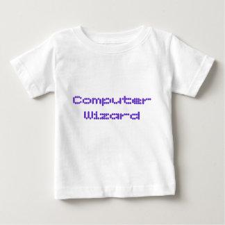 Computer Wizard Baby Baby T-Shirt