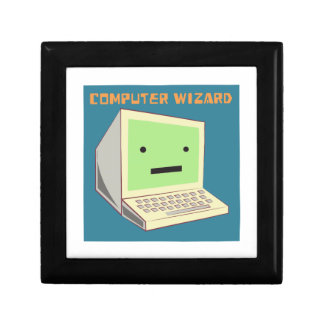 Computer Wizard Gift Boxes