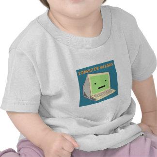 Computer Wizard T Shirt