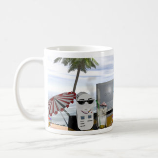Computer Worker Holiday Coffee Mug