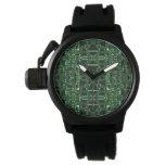 Computerized Wrist Watch