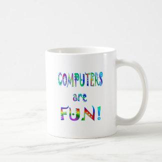 Computers are Fun Coffee Mugs