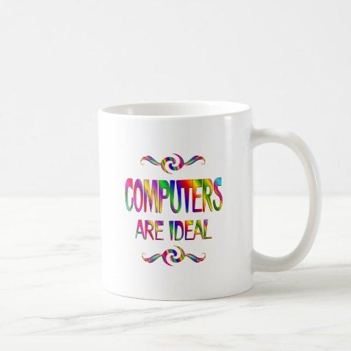 Computers are ideal mug