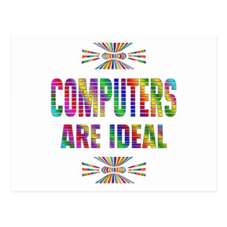 Computers are Ideal Postcard