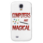 Computers are Magical Galaxy S4 Cover