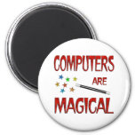 Computers are Magical Magnets