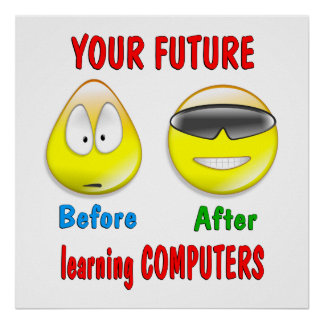 Computer Education Posters | Zazzle