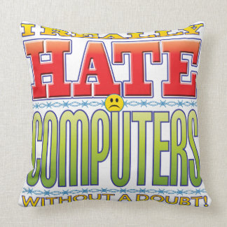 Computers Hate Face Pillows