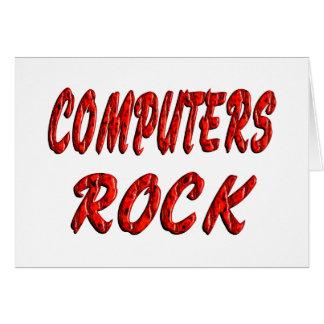 Computers ROCK Card
