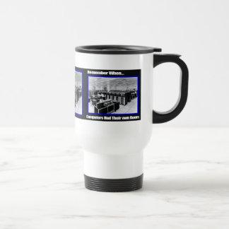 Computers Room Travel Mug