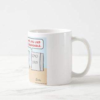 computers smell biodegradable mug