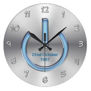 Computer clock themes