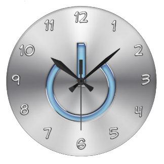 Computers Theme Wall Decor Clock
