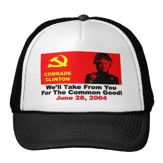 Comrade Clinton Trucker Hat