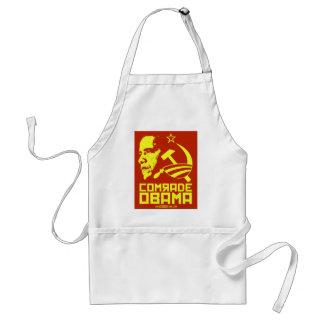 Comrade Obama Adult Apron