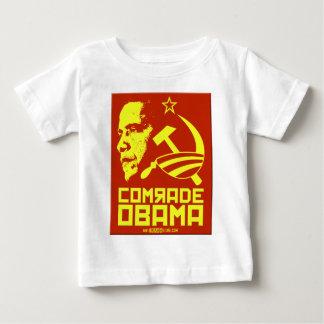 Comrade Obama Baby T-Shirt