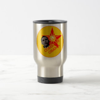 Comrade Obama Mugs