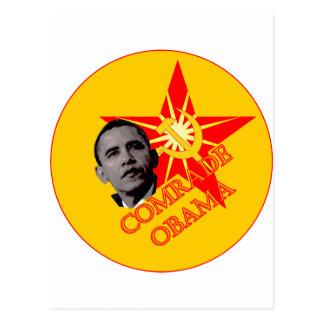 Comrade Obama Post Cards