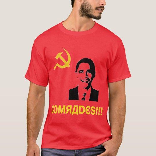 Comrade Obama T-shirt