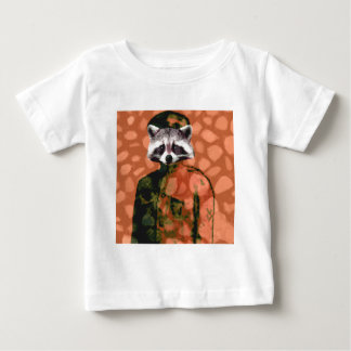Comrade raccoon baby T-Shirt