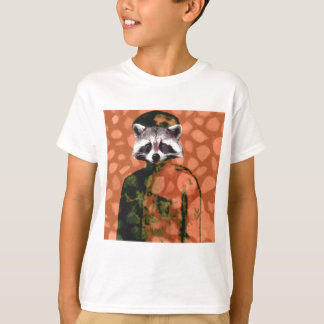 Comrade raccoon T-Shirt